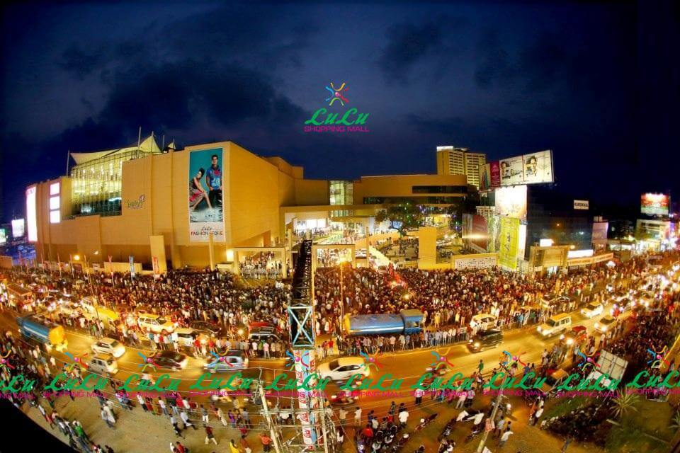 Largest Mall Of India - LuLu International Mall