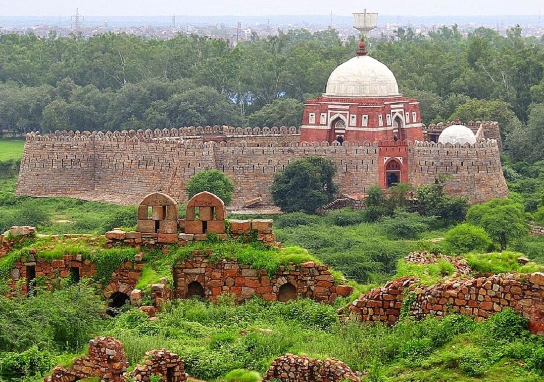 Parthasarathy Rocks New Delhi