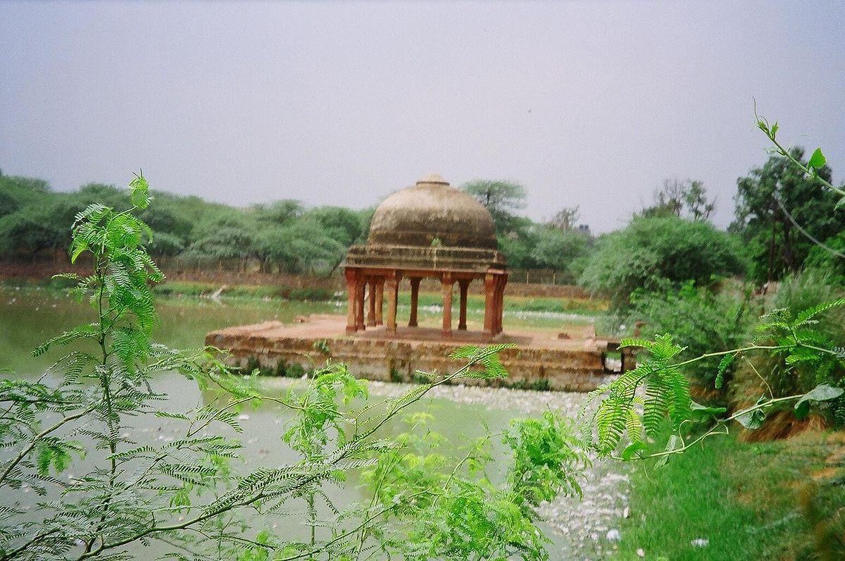 Deer Park New Delhi
