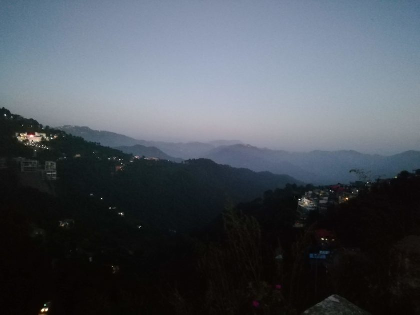 Evening View in Kasauli
