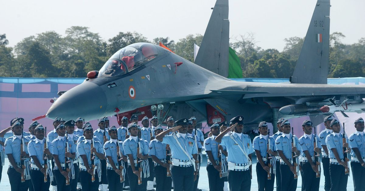 Indian Air Force Day at Hindon