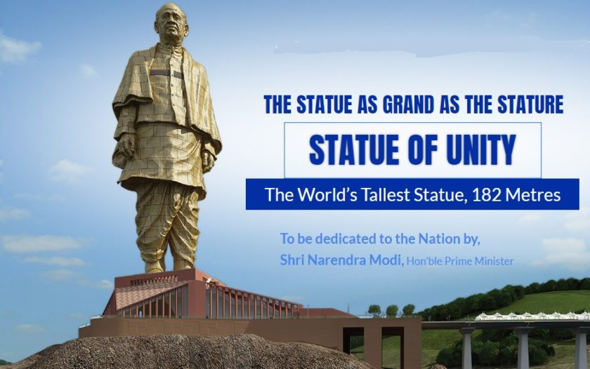 Statue of Unity - Sardar Vallabh Bhai