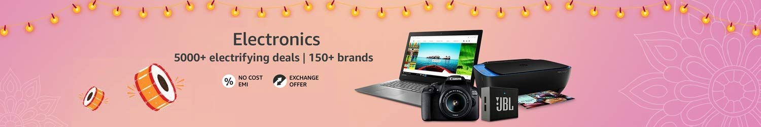Top Money Saving Deals on Amazon India in Great India Sale