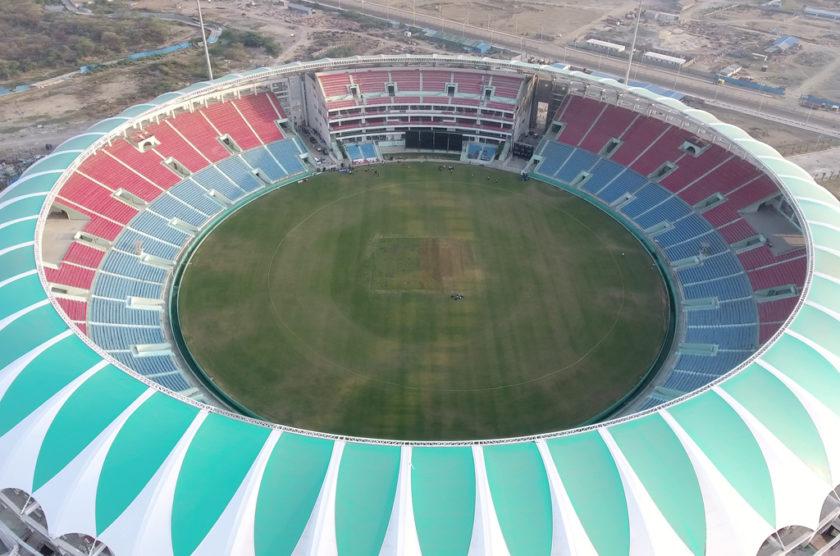 Bharat Ratna Shri Atal Bihari Vajpayee Cricket Stadium