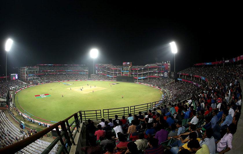 Feroz Shah Kotla Stadium, Delhi