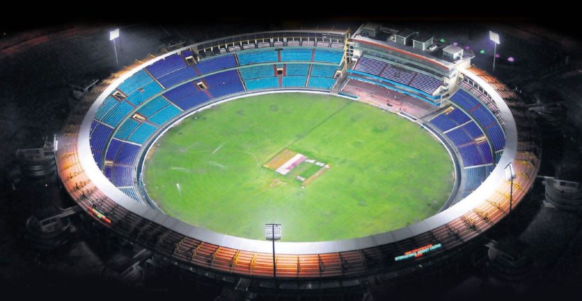 JSCA International Cricket Stadium, Ranchi