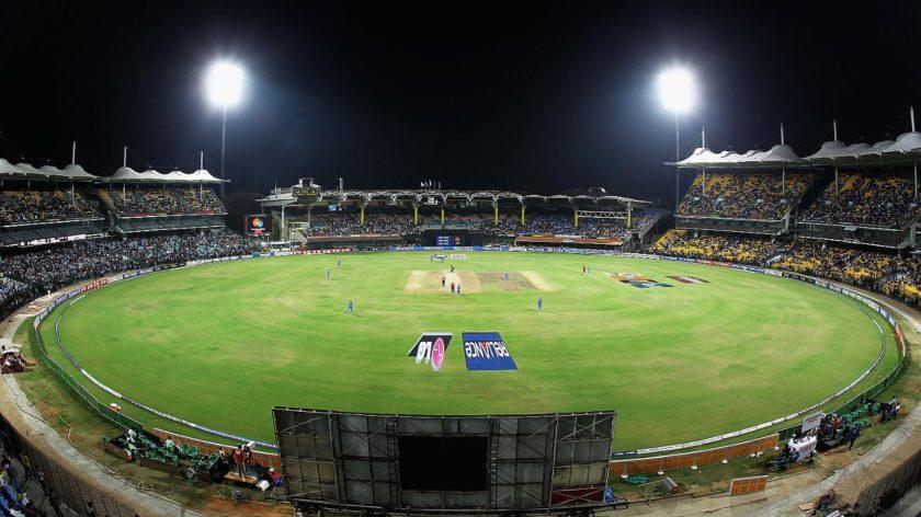 M. A Chidambaram Stadium