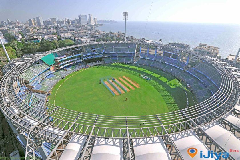 Wankhede Stadium, Mumbai,