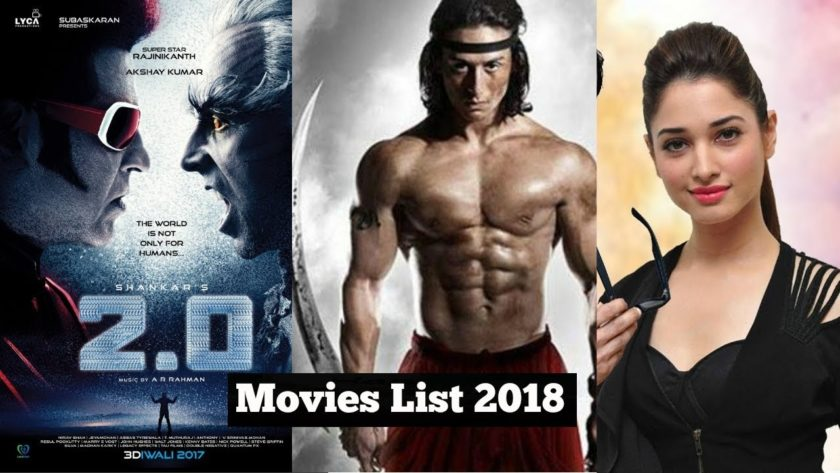 Highest earning bollywood movies of year 2018