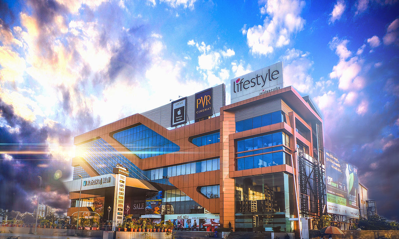 List of Malls in India