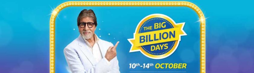 Big Billion Days Sale 2018