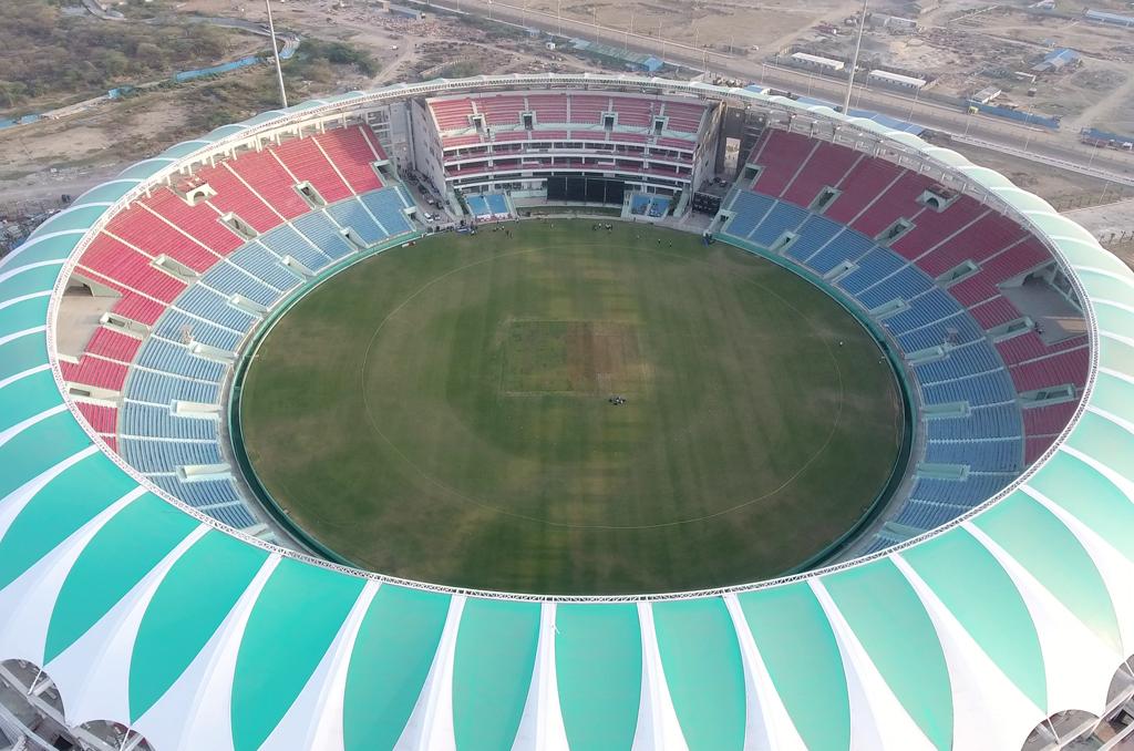 Bharat Ratna Atal Bihari Vajpayee International Cricket Stadium (Formerly Ekana International Cricket Stadium