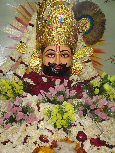 KhatuShyamji God of Kalyug sacred and most popular in India