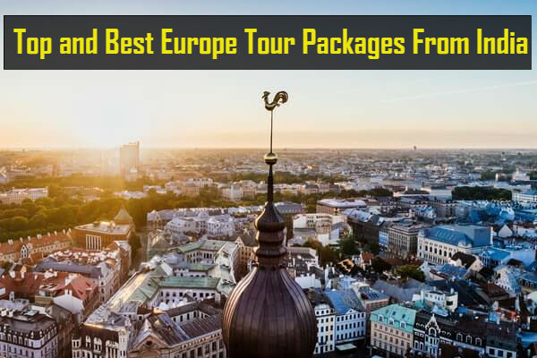 cheapest Europe tour package from India