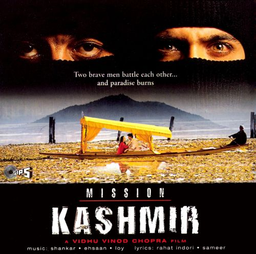 Mission Kashmir one of the popular war movies of Bollywood