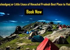 Mcleodganj or Little Lhasa of Himachal Pradesh best place to visit from Delhi
