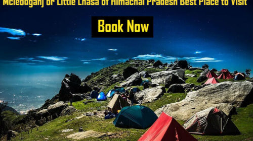 Mcleodganj or Little Lhasa of Himachal Pradesh best place to visit from Delhi