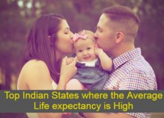 Top Indian states where the average life expectancy is high