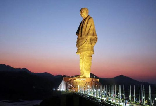 Statue of Unity Gujrat