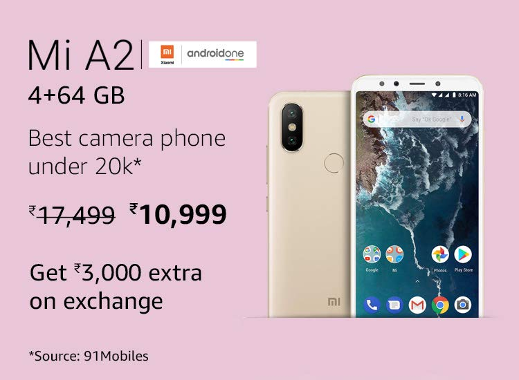 Redmi A2 Latest Pndiarice on Amazon I