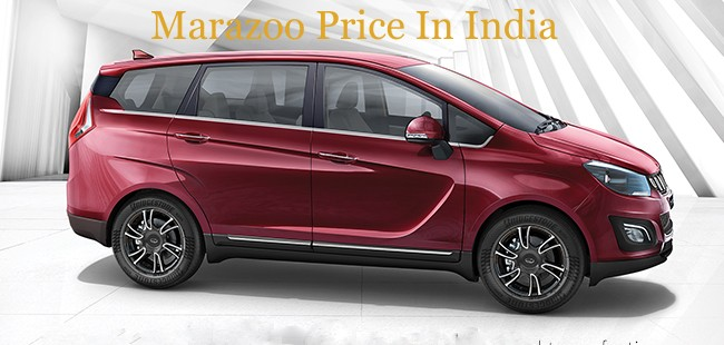 mahindra marazoo price in India and Complete Buying guide