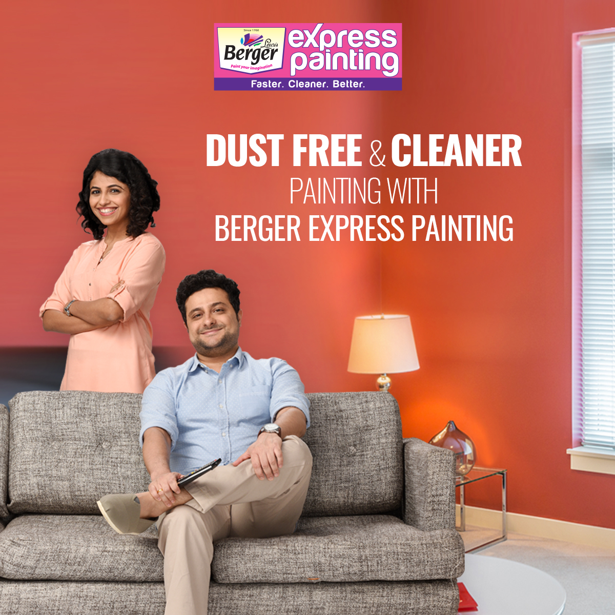 Dust Free Home Painting