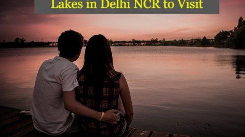 Lakes in Delhi