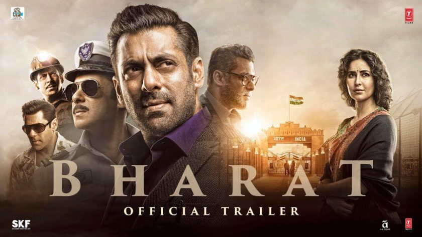 Bharat Salman Khan's Movie popular in India 2019