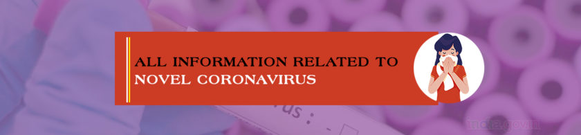 All information related to corona virus