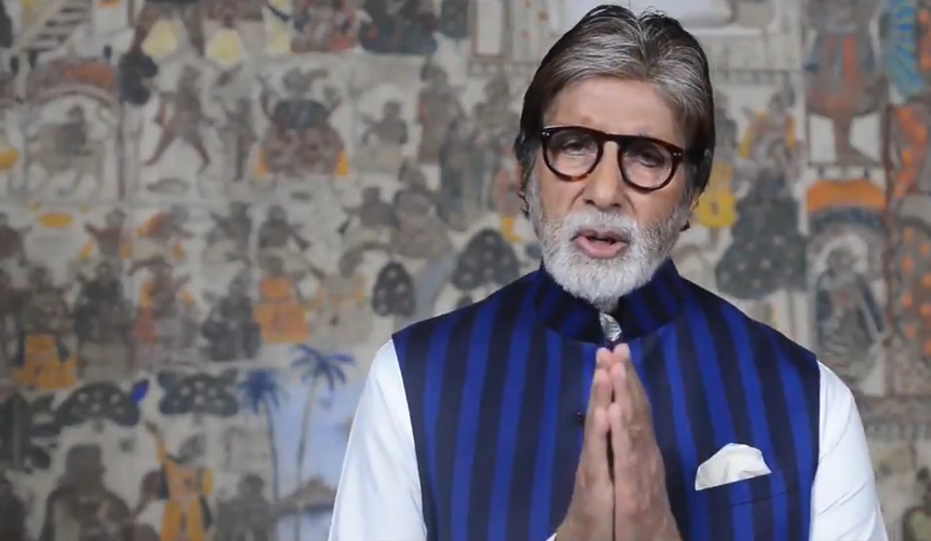 What Amitabh Bachhan has shared is retweeted by PM Narendra Modi about Corona new study