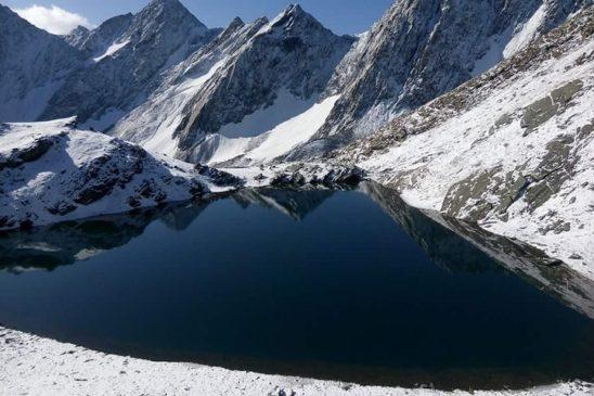 Ghadhasaru Lakes in Himachal Pradesh