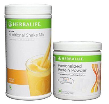 Herbalife Formula 1(Mango) + Personalized Protein Powder
