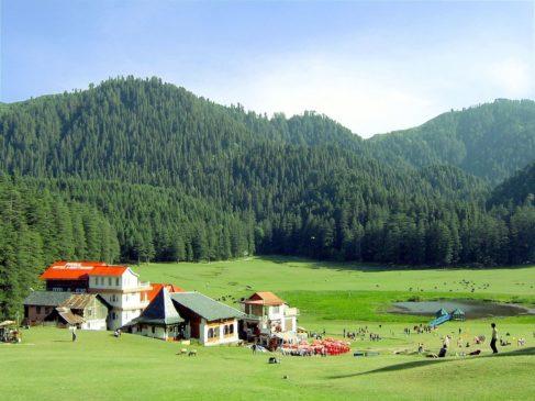Lake Khajjiar Lakes in Himachal Pradesh