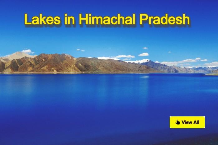 Lakes In Himachal Pradesh