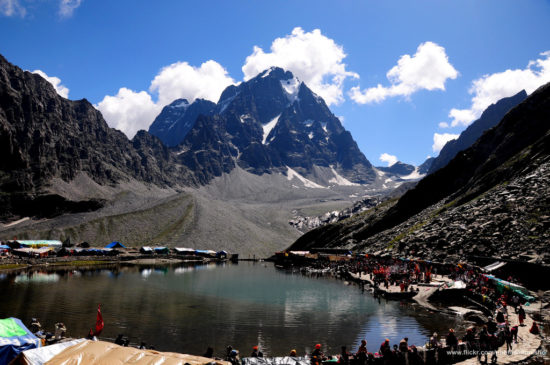 Manimahesh Lakes in Himachal Pradesh