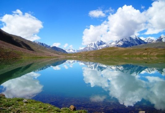 Mahakali Lake in Himachal Pradesh