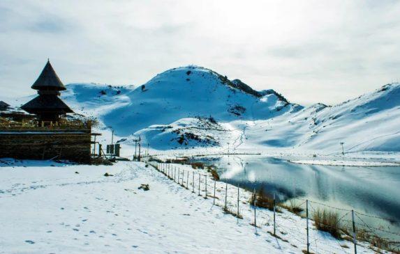Prashar Lakes in Himachal Pradesh