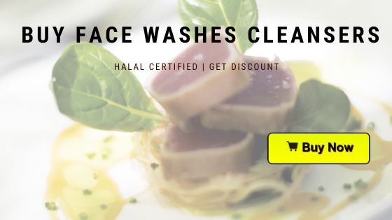 Buy Face Washes Cleansers from Online Cosmetic Store
