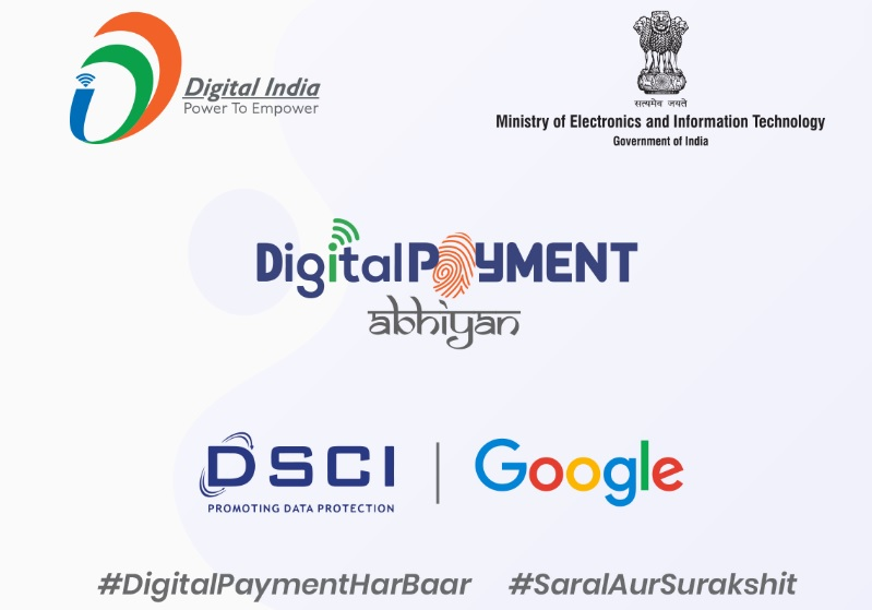 Digital Paymemnt Abhiyaan for Jan Saksharta Mission for Digital payment