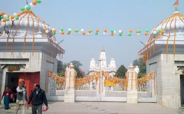 Gorakhnath Temple Main Gate Goraakhpur, Places to visit in Gorakhpur popularinindia