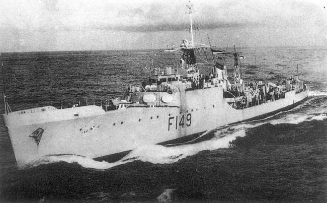 INS Khurki The only Ship lost in combat in the history of Indian Navy