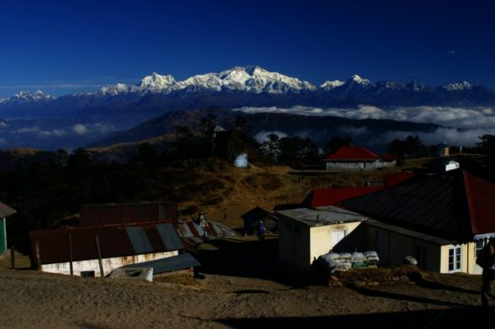 Sandakphu List of Mountains in India
