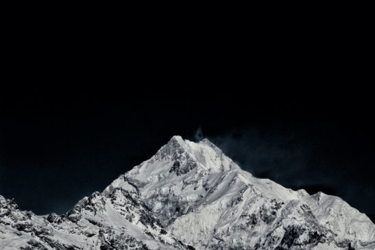Kanchenjunga List of Mountains of India
