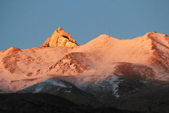 Reo Purgyil List of Mountains in India