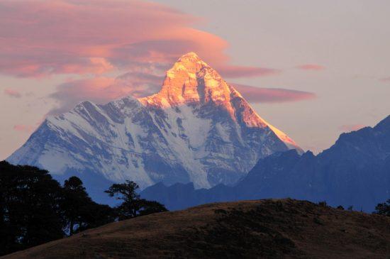 Nanda Devi List of Mountains of India