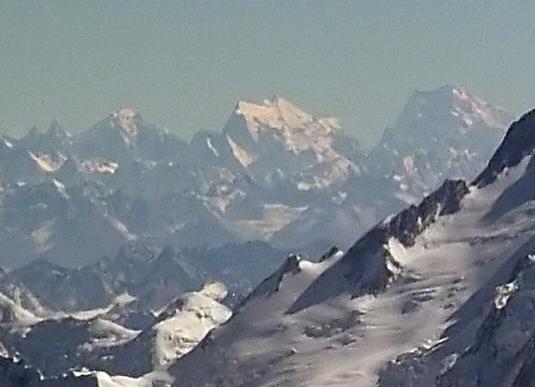 Saltoro Kangri List of Mountains of India