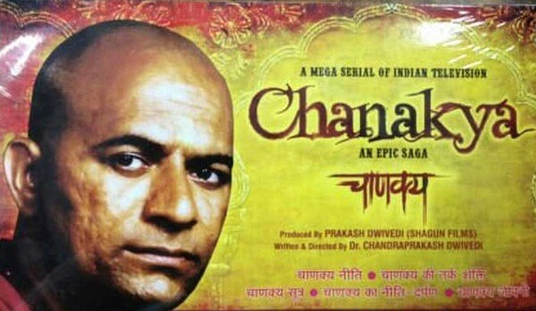 Chanakya re-telecasted on DD National in lock down due to corona popularinIndia