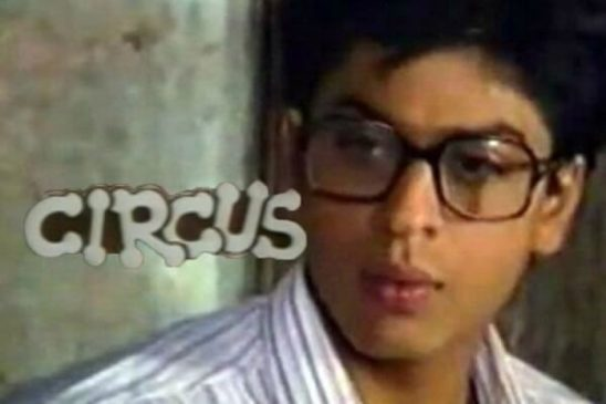 Shahrukh Khan's Starer Circus popular in India retelecasted on DD National