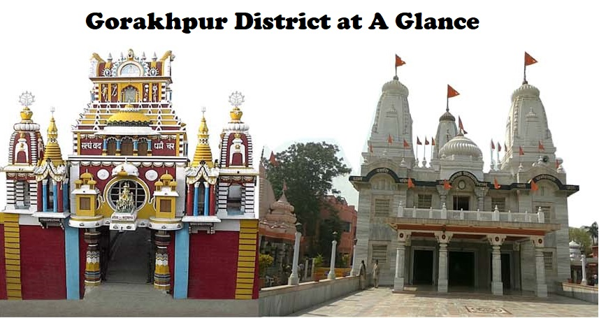 Gorakhpur News Gorakhpur Distrct at a glance