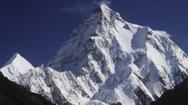Mount k2 List of Mountains of India